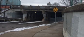 Spring Street Viaduct Survey