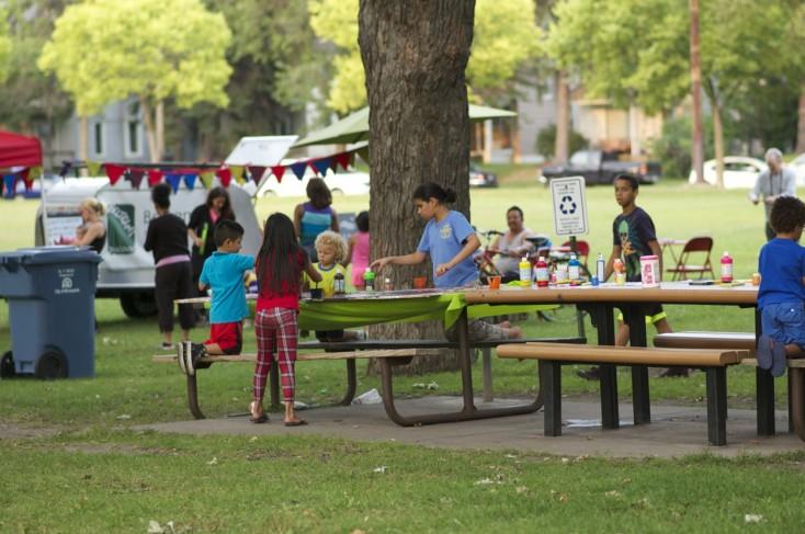 Park Programming Funding