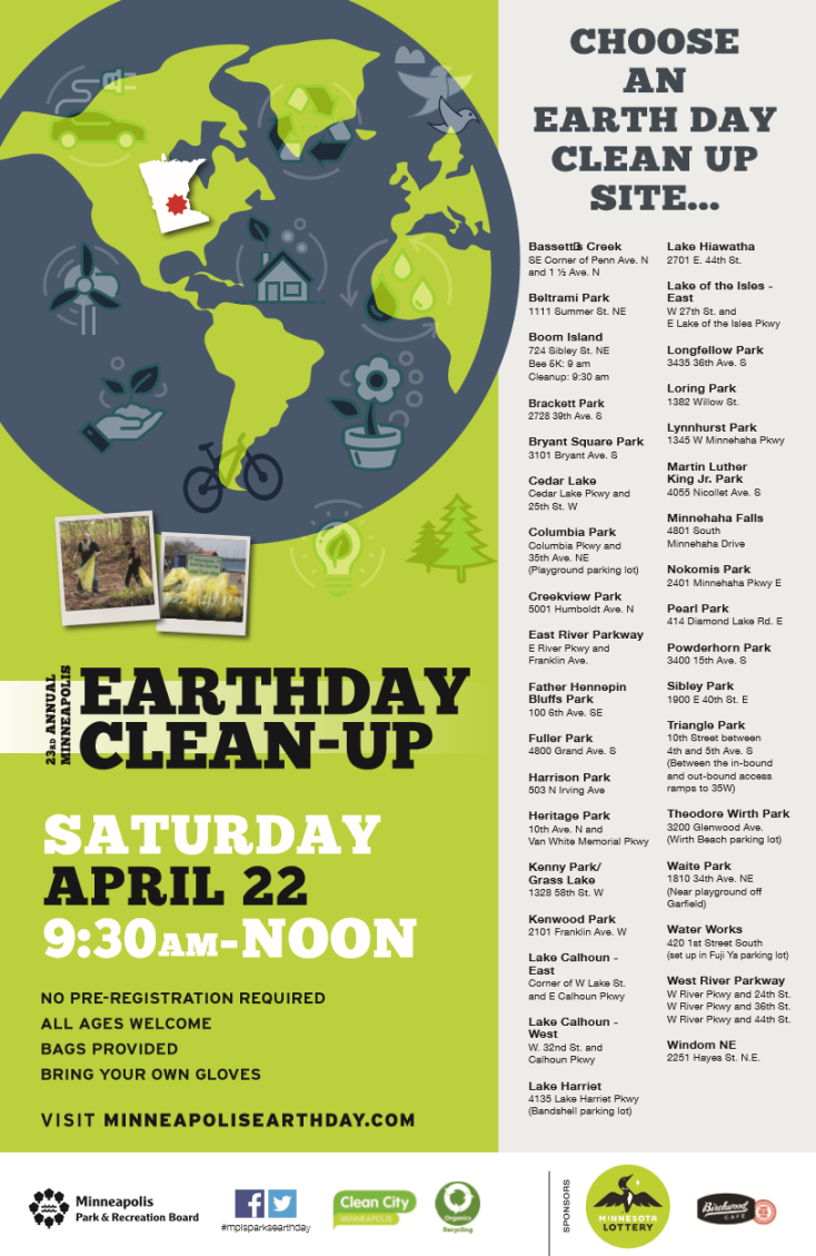 Earth Day Clean Up!