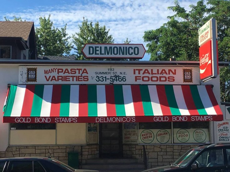 Delmonico's Block Party