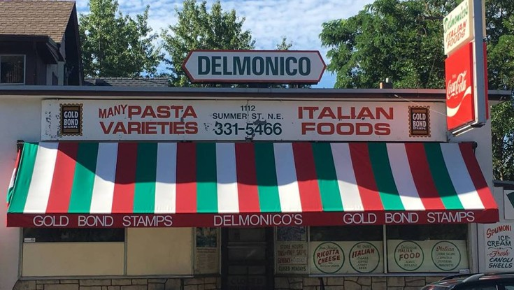 Delmonico's Block Party