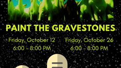 Paint the Gravestones