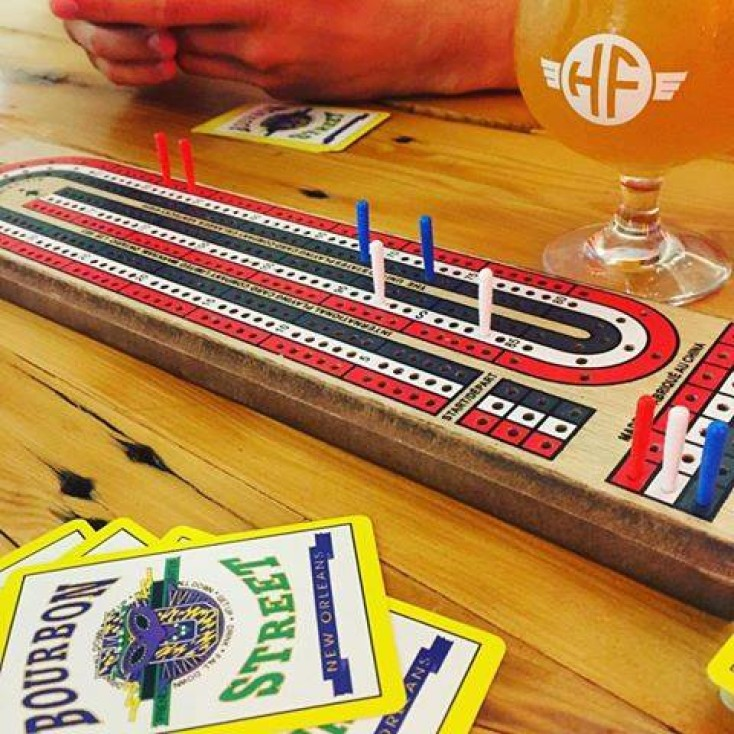 Cribbage Tournament @ HeadFlyer