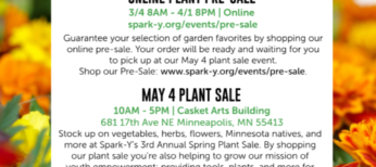 Spark-Y Plant Sale