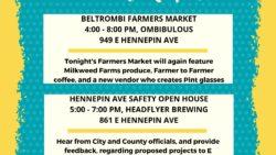 Tuesday in Beltrami – July 9th
