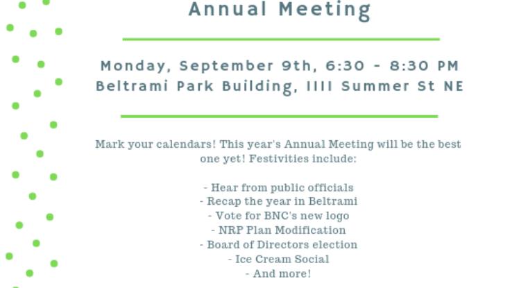 BNC Annual Meeting