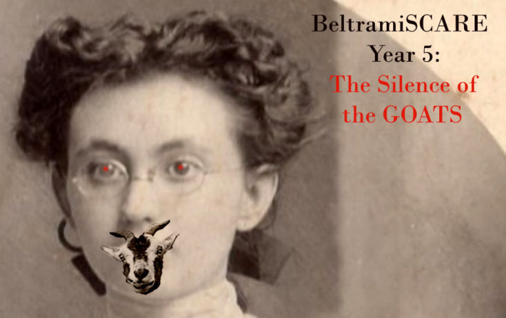 BeltramiSCARE Year 5: The Silence of the GOATS