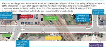 E Hennepin Ave Project Survey