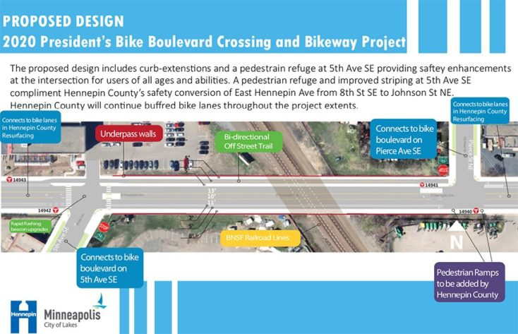 E Hennepin Ave Project Survey