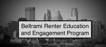 Beltrami Renter Education and Engagement Program Now Accepting Applications