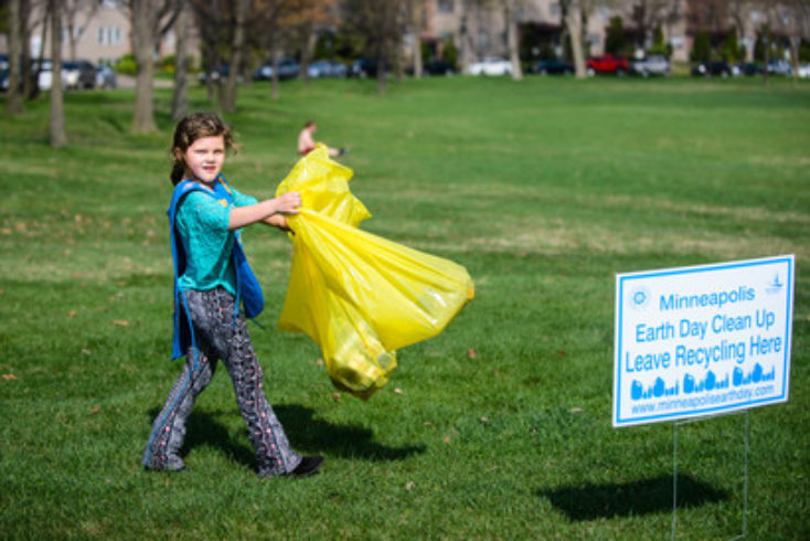 Neighborhood Cleanup (Rescheduled Earth Day)