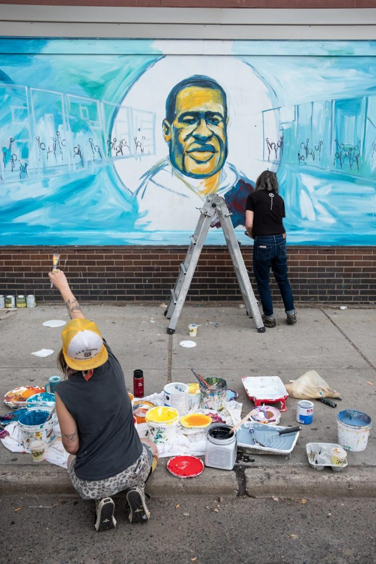 BNC and Other NE Neighborhoods Seeking Muralist