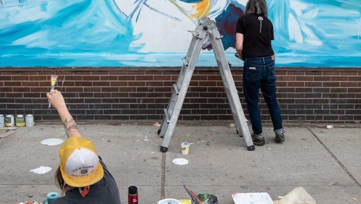 BNC and Other NE Neighborhoods Seeking Muralist