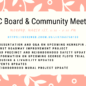 BNC Board & Community Meeting
