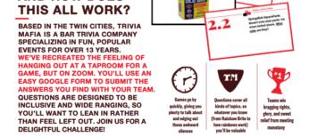 Virtual Trivia and Mural Fundraiser