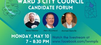 Ward 3 City Council Candidate Forum