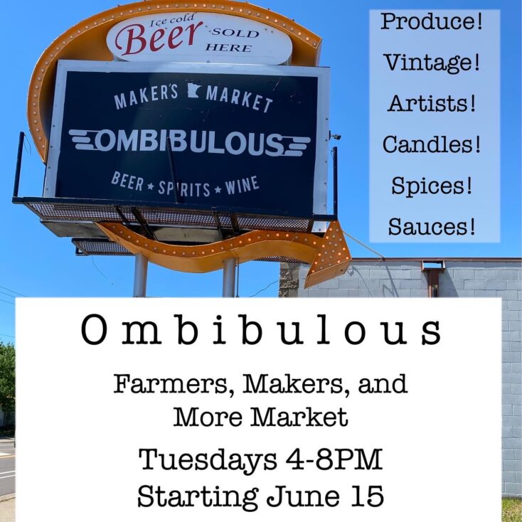Ombibulous Farmers, Makers, and More Market